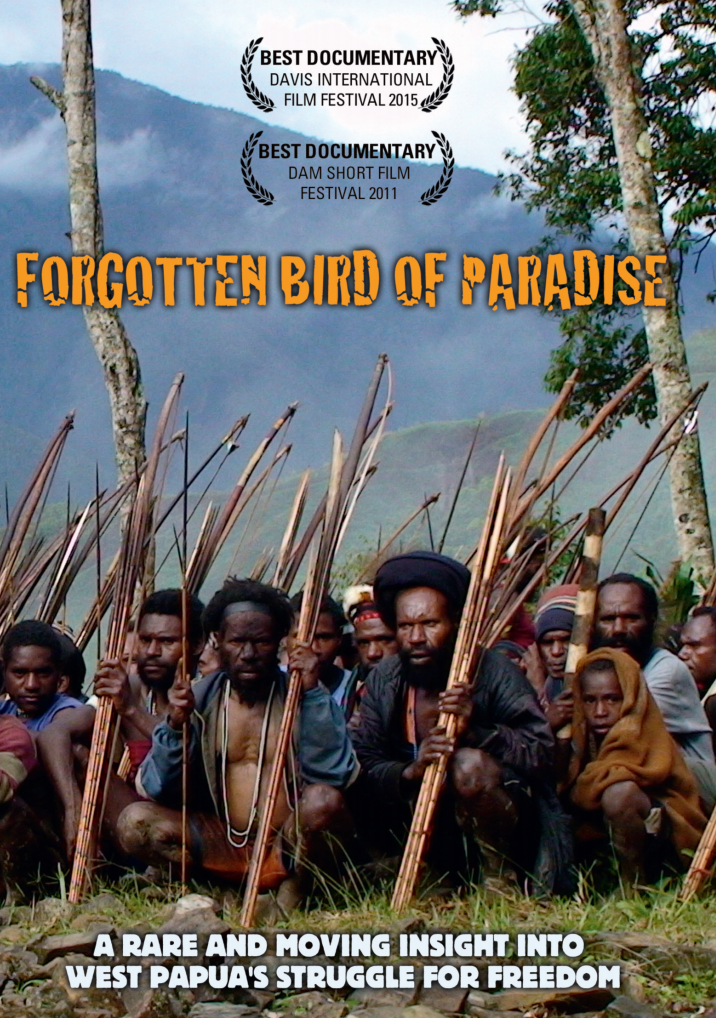 Forgotten Bird of Paradise DVD cover